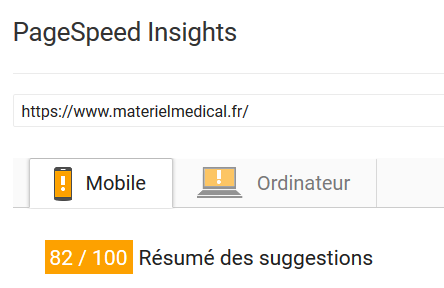 seo page speed insights